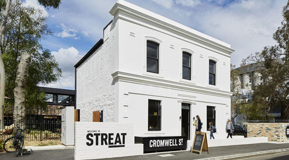 STREAT Cromwell Street, Collingwood