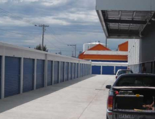 Abacus Self Storage, Yarraville