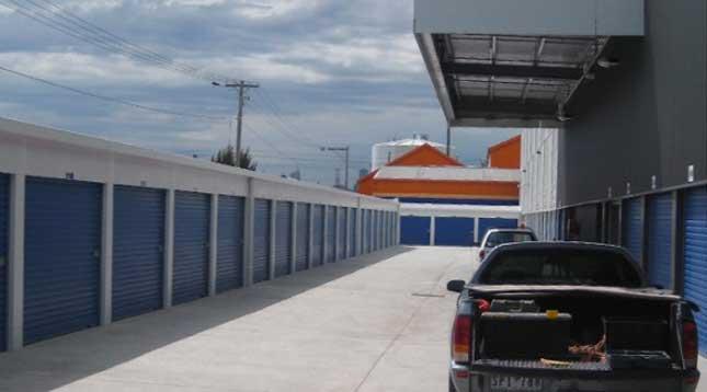 Abacus Self Storage, Yarraville