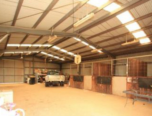 Abey Warehouse Extension