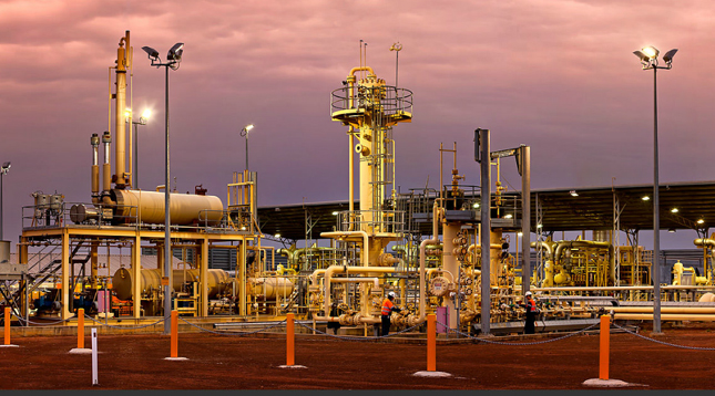 Node 3 Pipeline, Moranbah