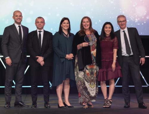 Slattery: Winner in 2018 Property Council of Australia Awards