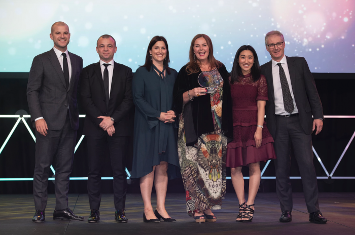 Slattery: Winner in 2018 Property Council of Australia Awards