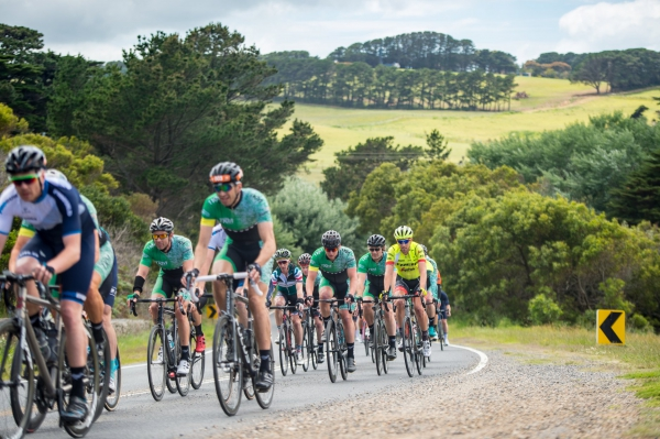 A Slattery Tour de Force in the 2018 Tour de PIF at Cape Schanck (VIC)
