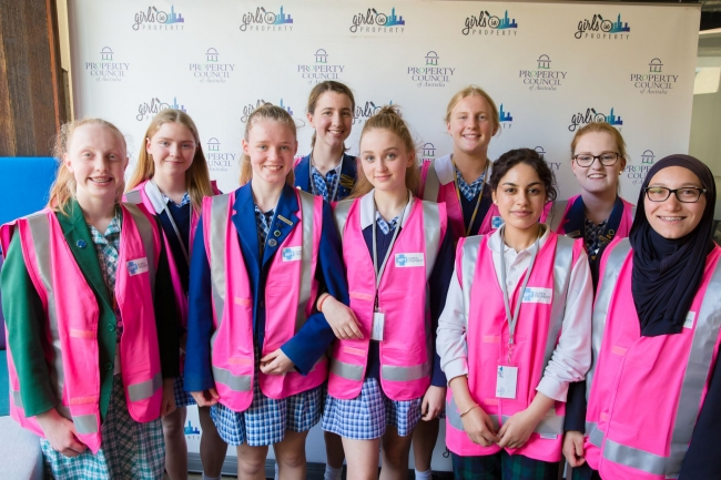 Property Council of Australia – Girls in Property