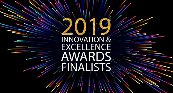 Finalists short-listed for the 2019 Property Council of Australia Innovation & Excellence Awards