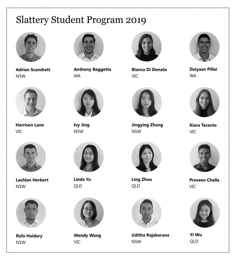 Slattery Welcomes 2019 Students