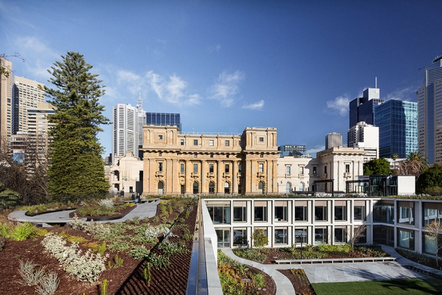 The Parliament of Victoria Members' Annexe wins prestigious Architecture award