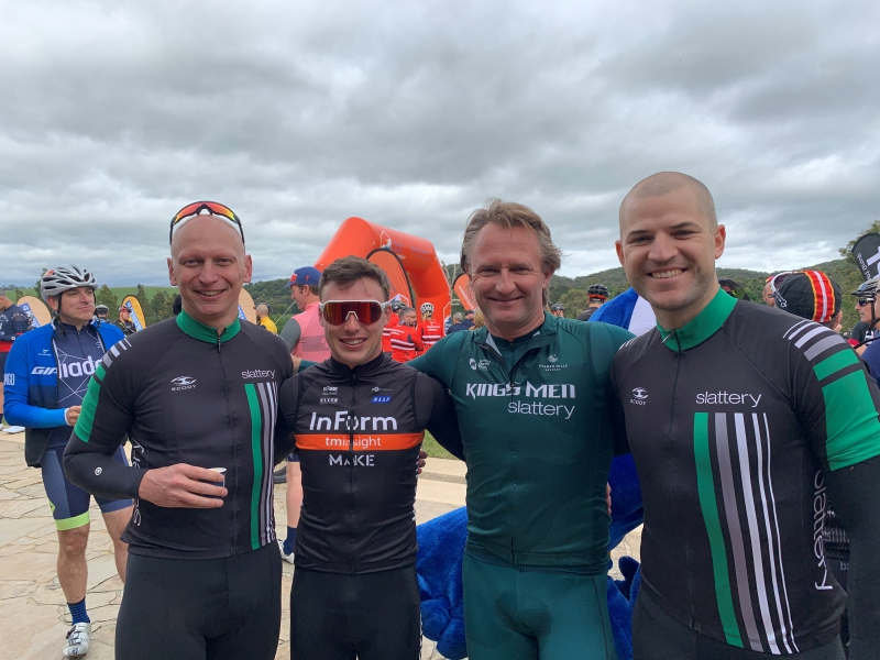 Another exceptional ride from Slattery in the 2019 Tour de PIF (VIC)