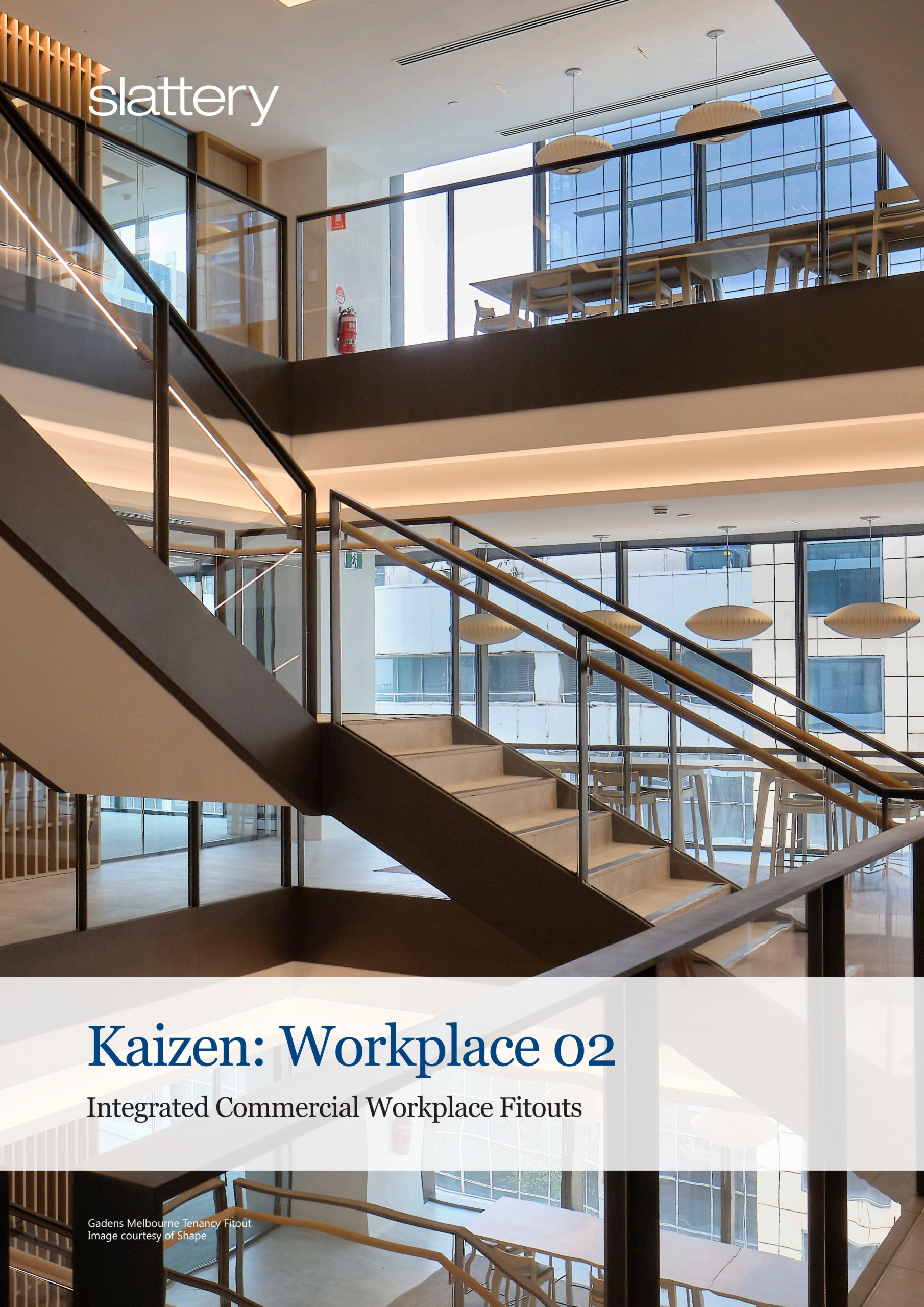 Integrated Commercial Workplace Fitouts