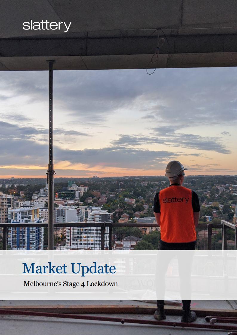 Melbourne's Stage 4 Lockdown