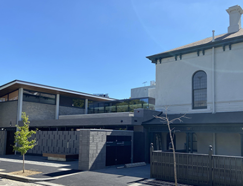 Melbourne Grammar – Myer Music Centre