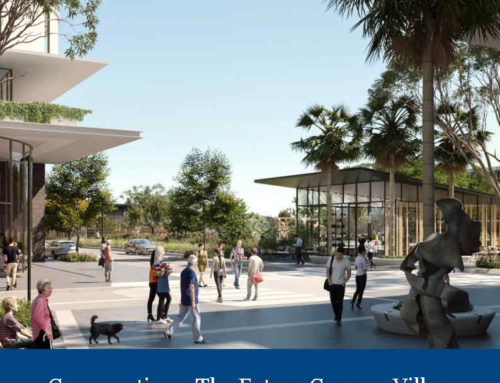 Conversations: The Future Campus Village
