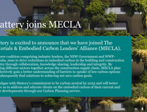 The Materials & Embodied Carbon Leaders' Alliance