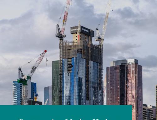 Construction market update: October 2021
